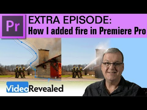 Extra Episode: How I added fire in Premiere Pro