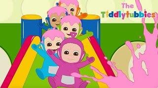 Tiddlytubbies ★ Pataugeoire ★  Teletubbies bébés ★ WildBrain