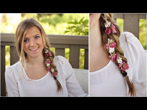 DIY Summer Hair Accessories!