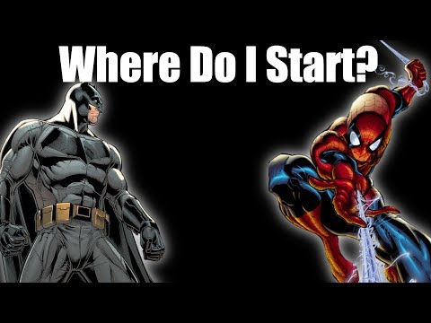Where to Start Reading Comics?