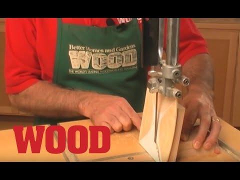 Making a Pagoda Box Top - WOOD magazine