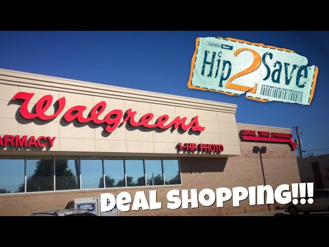 WALGREENS DEALS (Toilet Paper, Candy, Clearance & MORE!) | Deal Shopping with Collin