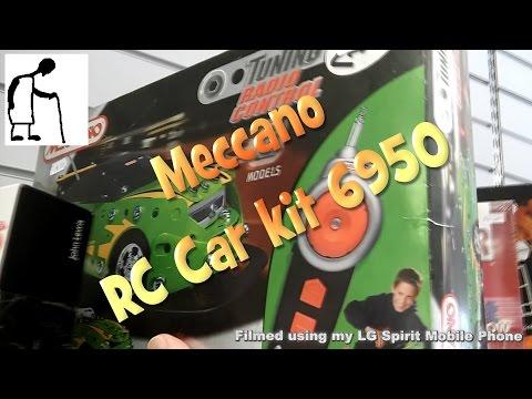 Charity Shop Short - Meccano RC Car kit 6950