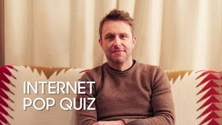 Internet Pop Quiz with Chris Hardwick
