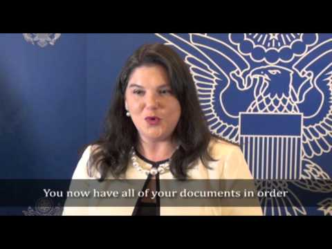 U.S. Non Immigrant Visa Application Process