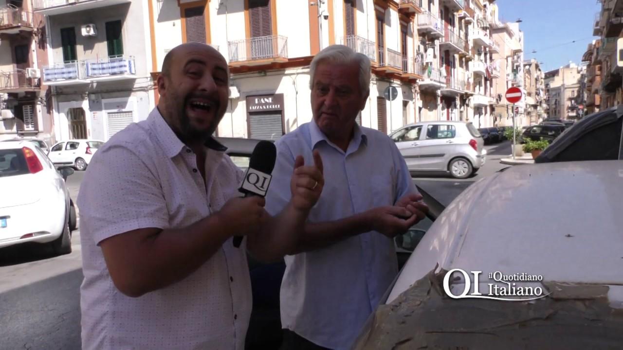 Bari, auto abbandonate per le strade del Libertà: riempirebbero una cocessionaria