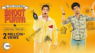 Bhoot Purva | Official Trailer | A ZEE5 Original | Baba Sehgal, Omkar Kapoor | Streaming Now On ZEE5