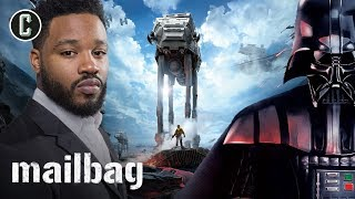 Should Black Panther Director Ryan Coogler Direct A Star Wars Movie? - Mail Bag