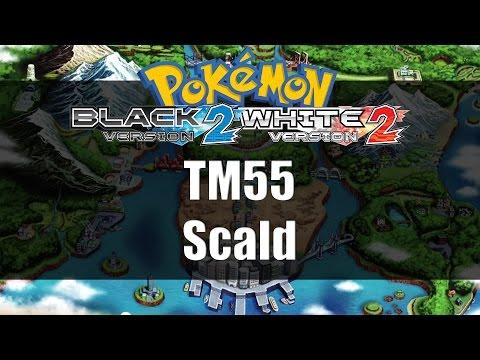 Pokemon Black 2 & White 2 | Where to get TM55 Scald