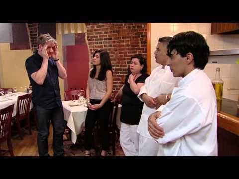 Kitchen Nightmares US S06E01 - La Galleria 33 Part 1/2