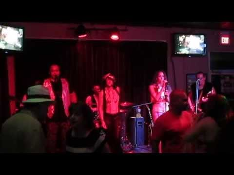 burn rubber GSPOT BOOGIE BAND
