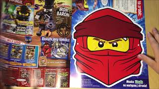 Lhp Lego Ninjago Magazyn 32019