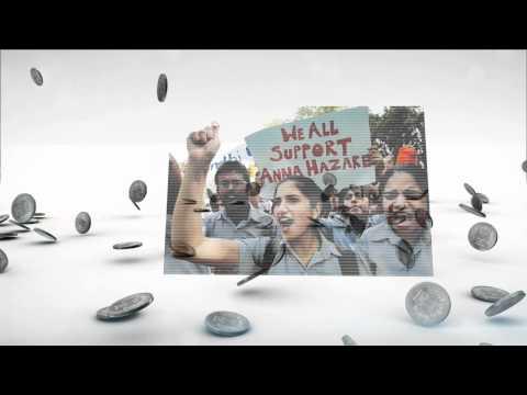 The Progression - India Against Corruption