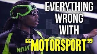"""Everything Wrong With Migos, Nicki Minaj, Cardi B - """"Motorsport"""""""