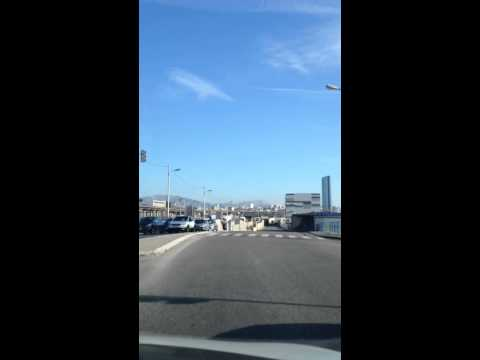 the Zoots taxi ride from Marseille airport to the Grand Tun