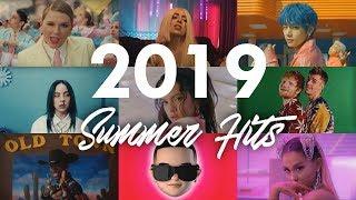 SUMMER HITS 2019   Mashup +50 Songs   T10MO