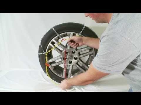 Pair of Snow Chains