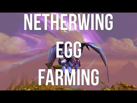Netherwing Egg And Dalies Route