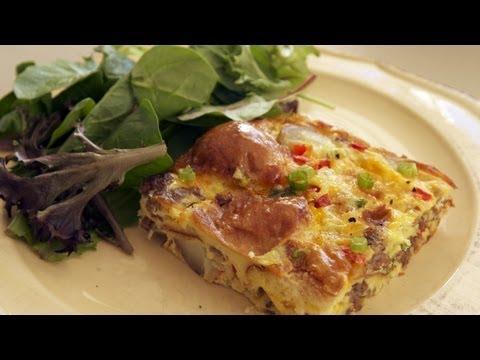 Sausage & Egg Breakfast Casserole Recipe | Kin Community