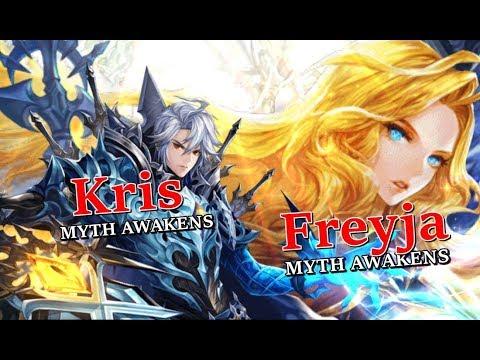 Seven Knights KR | Kris & Freyja Myth Awakens ฉลอง 5ปี เซเว่นไนท์