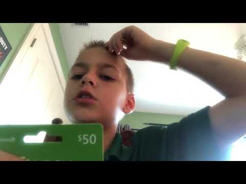 Xbox one gift Card plz tell me what I should buy