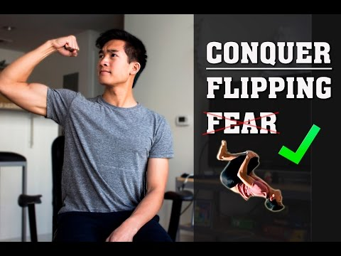 How to Get Over Your Fear of Doing Flips | Gymnastics & Tricking