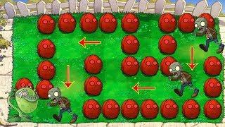 Plants vs Zombies Chomper vs Red Boom vs Zombies Epic Hack PvZ