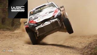 WRC - Rally Australia 2018: Best of Action 👊🏼