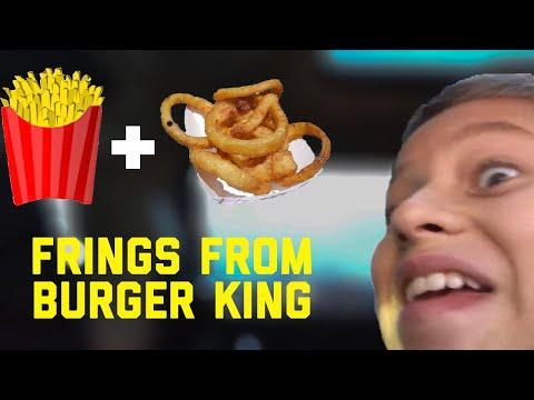 Frings at Burger King!!!! - The Random Bros