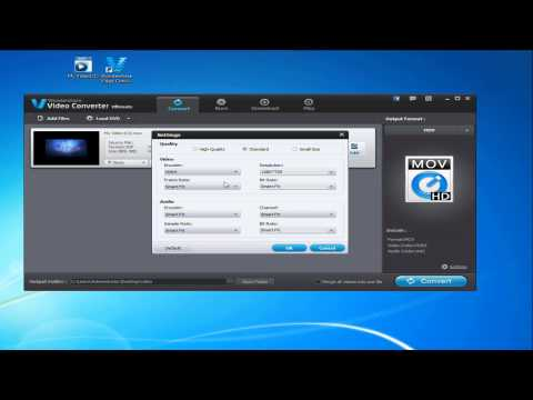 How to Convert 3GP to MOV on Mac OS X Windows