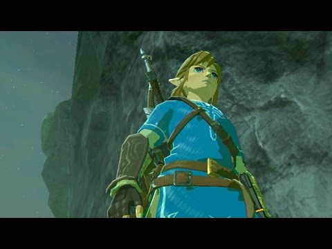 7 Minutes of Legend of Zelda: Breath of the Wild Nighttime Gameplay