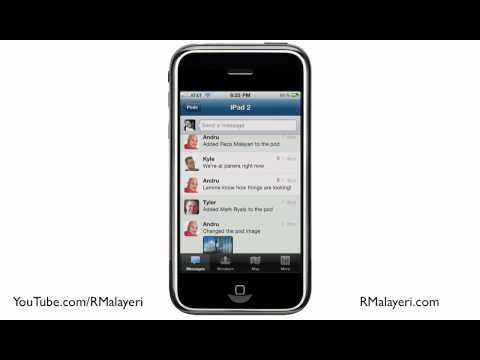 iPhone app review: Group messaging with Beluga