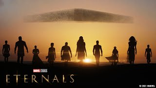 The Eternals   Marvel 101