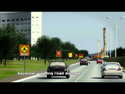 Traffic Management Plan for the MRT Project