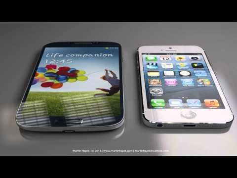 iPhone 5 vs iPhone 5S Comparison