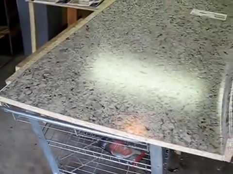 How to install ready made kitchen laminate counter tops from the big box stores | Easy Countertops