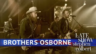 Brothers Osborne Perform