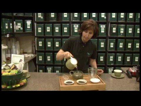 Brewing Loose Leaf Tea : Brewing Green Tea