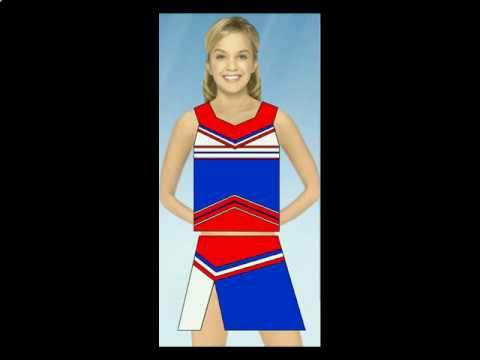 Create Your Look with the CheerZone Cheerleading Uniform Creator