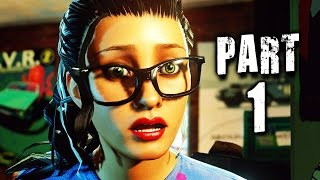 Sunset Overdrive Walkthrough Gameplay Part 1 - Horror Night (Xbox One)