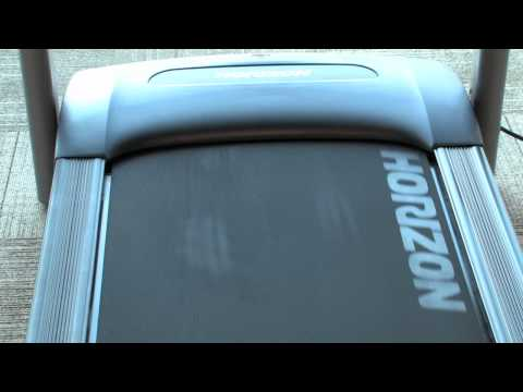 Treadmill Running Belt Alignment - Horizon Fitness - INTL