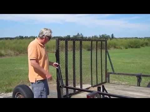 CRAZY BOY TRAILER TAIL GATE LIFT