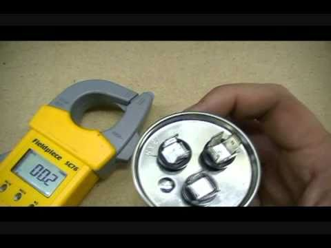 How to check Capacitors