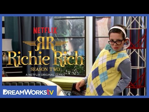 Ultimate Wedgie | RICHIE RICH