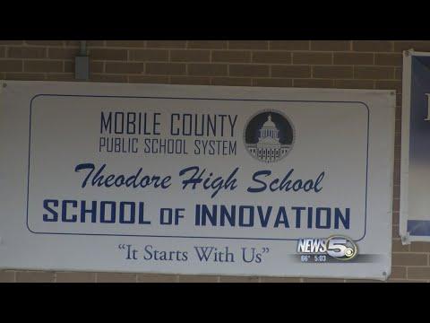 Mobile County school report card grade