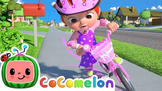You Can Ride a Bike Song   @Cocomelon - Nursery Rhymes \u0026 Kids Songs   Learning Videos For Toddlers