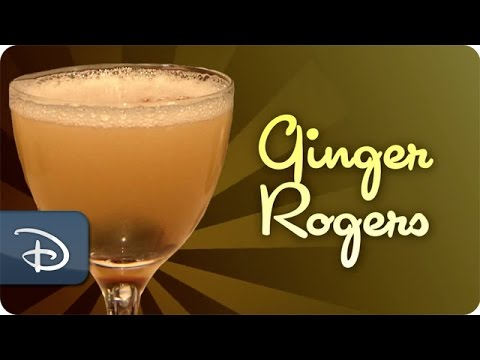 Carthay Circle Theatre Restaurant: Ginger Rogers