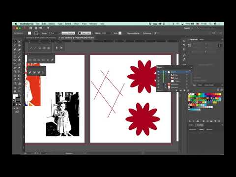 Creating Custom Artwork with Illustrator