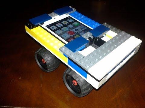 Ipod 4 gen Lego Case