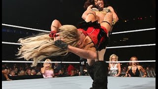 """WWE Top 15 """"Once in a Lifetime"""" Divas Matches"""